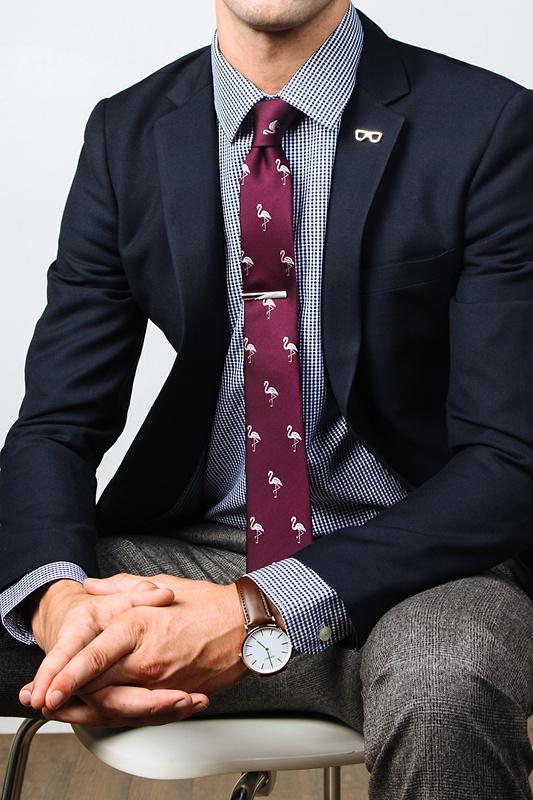 هولدر کراوات (گیره کراوات) کد 1