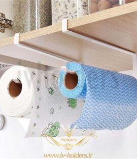 هولدر سیار دستمال کاغذی رولی (3)