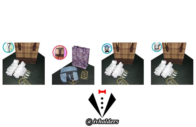 مقایسه انواع هولدر پیراهن