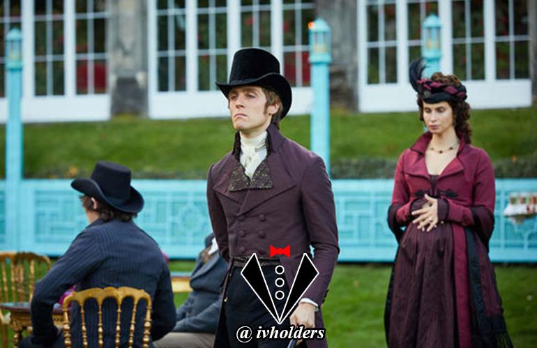 یک جنتلمن هنگام کرشمه خانم ها چگونه است ؟