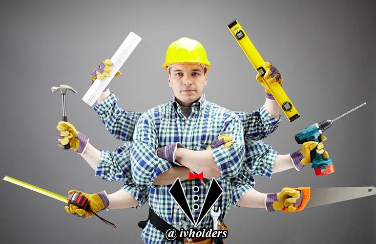 یک جنتلمن در کارهای فنی چقدر مهارت دارد ؟