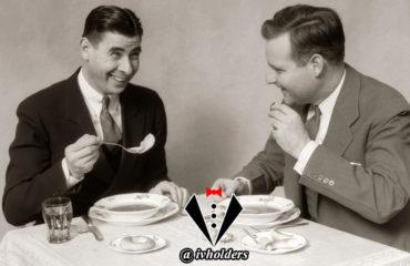 یک جنتلمن غذای سالم را ترجیح می دهد یا خوشمزه ؟ (1)