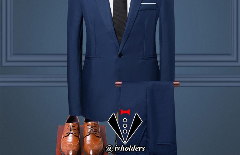 یک جنتلمن برای تمیزی و مرتب بودن لباس چقدر حساس است ؟ (2)