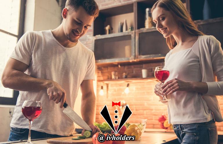 یک جنتلمن در آشپزی چگونه است ؟ (1)