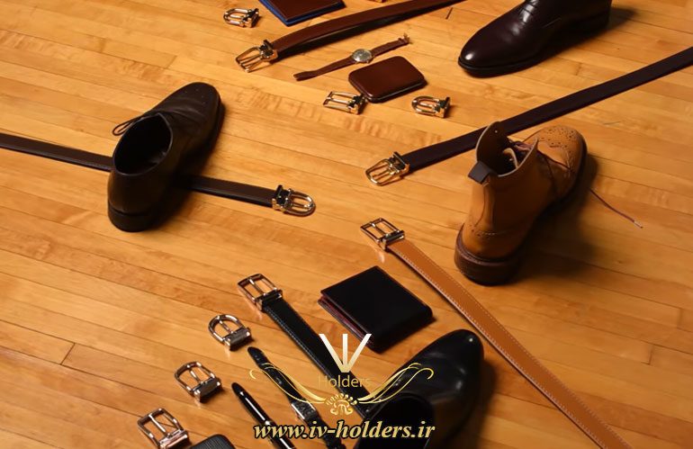 فیلم آموزش ست کردن کفش با کمربند و اکسسوری های مردانه (2)